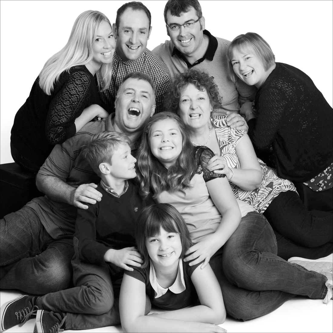 family portrait photography worcestershire