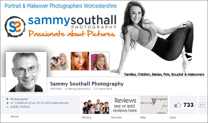 Sammy Southall Photography on Facebbok
