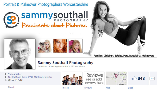 Sammy Southall Photography on Facebook