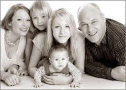 Family Photography Worcestershire