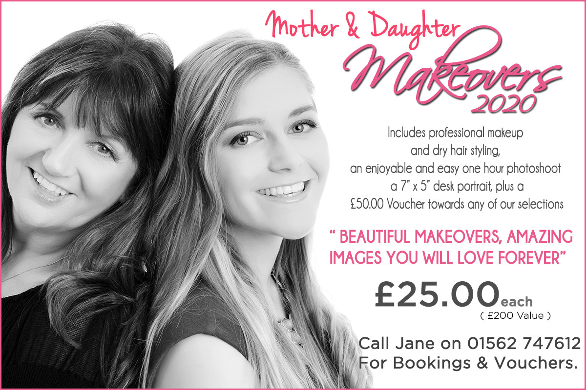 mother-and-daughter makeovers stourbridge