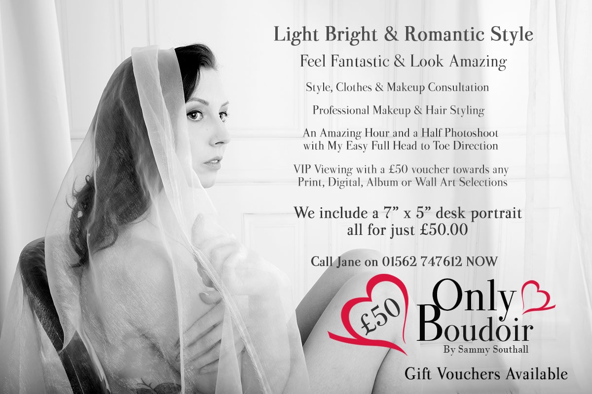 light and bright boudoir photography